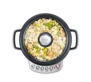 Sage by Heston Blumenthal BRC600UK the Risotto Plus Multi Cooker - Silver