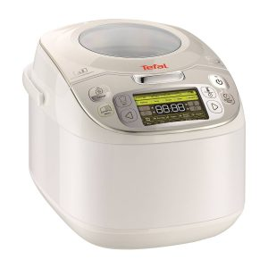Tefal RK812142 MultiCook Advanced 45-in-1 Multicooker, 45 Manual and Auto Programs